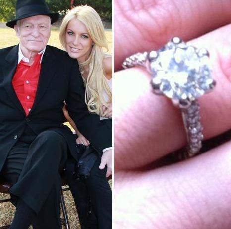 Crystal Harris Ring