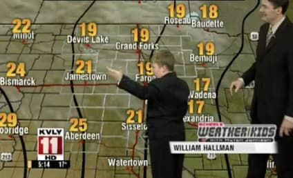 Weather Kid Goes Viral: Best Forecast Ever!