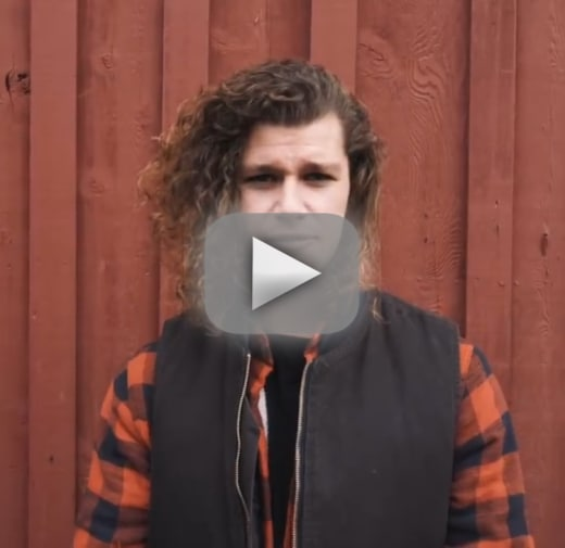 Jeremy roloff cut off all of his hair