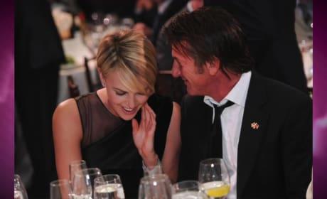 Sean Penn, Charlize Theron Engaged?