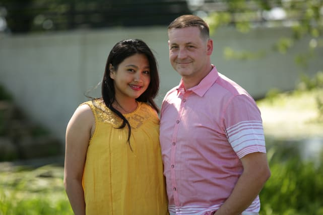 90 day fiance eric and leida