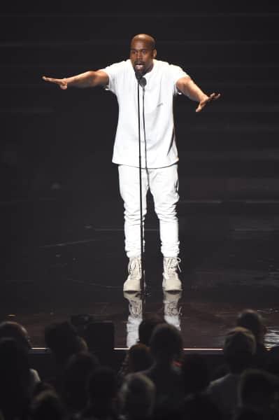 Kanye West at the 2016 VMAs