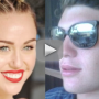 Miley Cyrus: Totally Lusting After Theo Wenner!