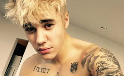 Justin Bieber Shows Off VERY Blonde Hair: What Do You Think?