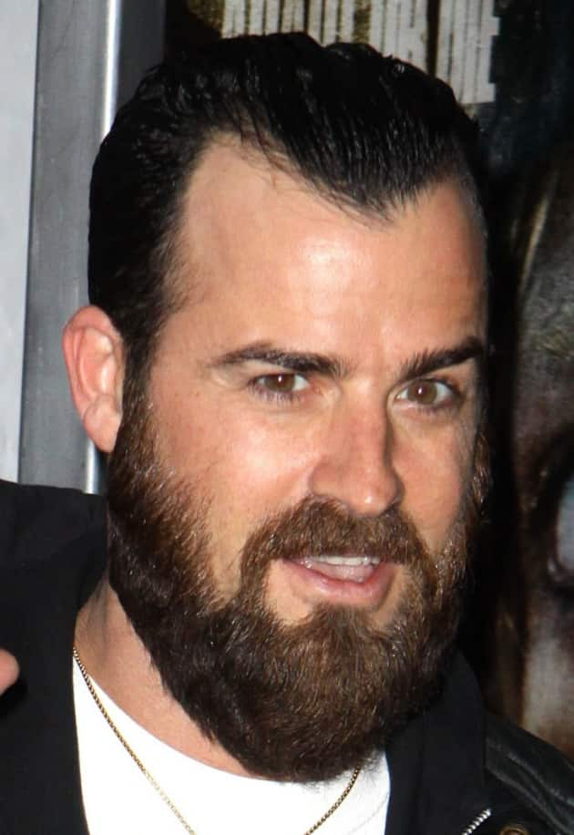 A Justin Theroux Picture