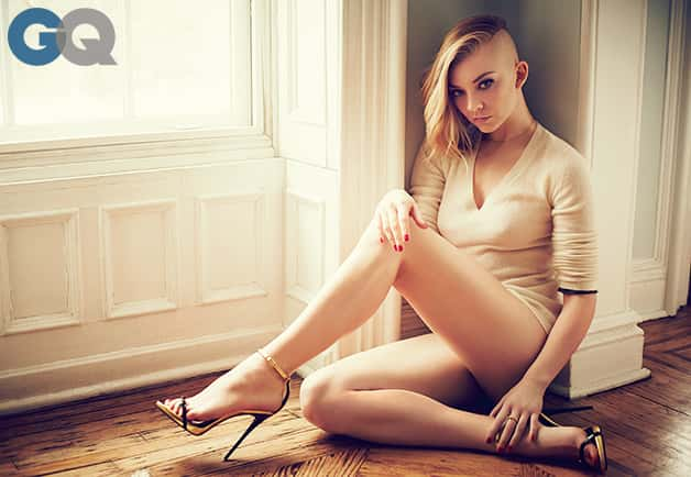 Natalie Dormer GQ Photo
