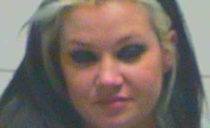 The Amanda Overmyer Mug Shot