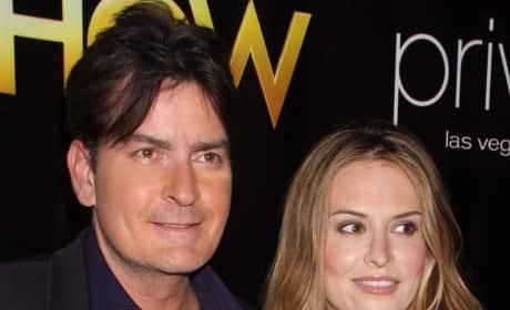Brooke Mueller's Brother Gets Custody of Charlie Sheen's Twins