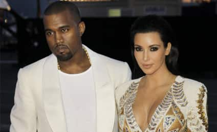 Kim Kardashian Klueless About Own Wedding, Kanye Totally in Charge