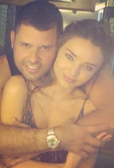 Miranda Kerr: Dissing Orlando Bloom With Instagram Photo ... Orlando Bloom Instagram
