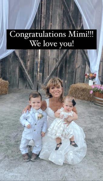 Kleinkinderen EN een bruiloft!