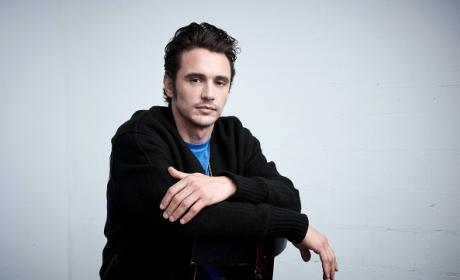 James Franco Portrait
