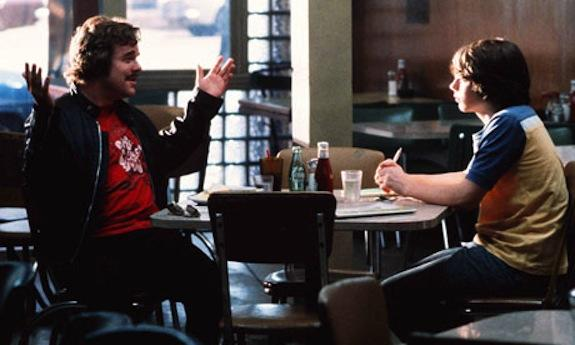 Philip Seymour Hoffman in Almost Famous