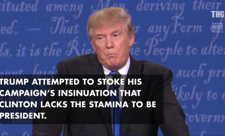 Presidential Debate: 5 Moments The Internet Loved