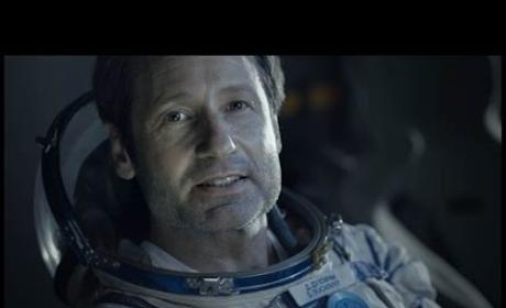 David Duchovny Russian Beer Ad