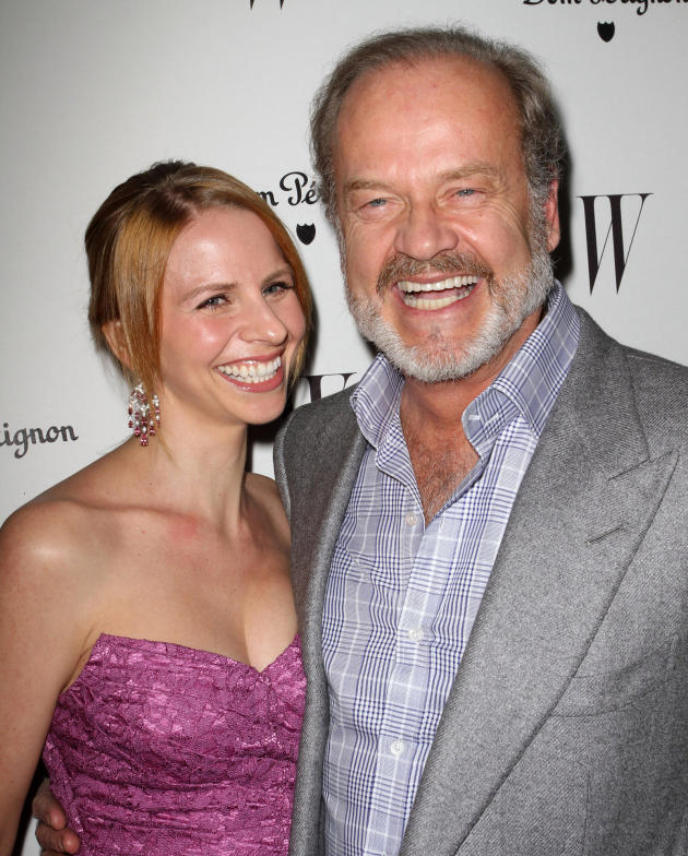 Kayte Walsh Pregnant with Kelsey Grammer's Sixth Child ...