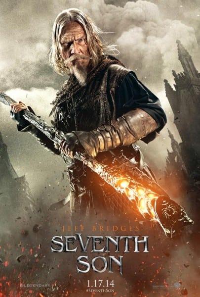 Seventh Son Poster Jeff Bridges