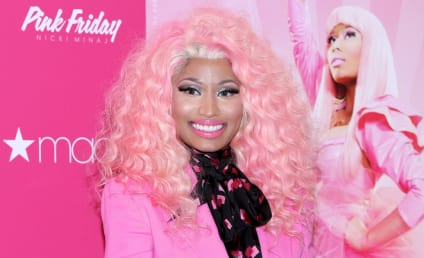 Nicki Minaj Blames Walmart and Target for Weak Album Sales