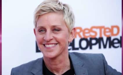 Ellen DeGeneres Voted Most Likable Woman in Hollywood