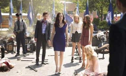 The Vampire Diaries Season 7: First Photo!