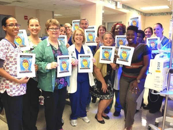 Broward Health NICU Team