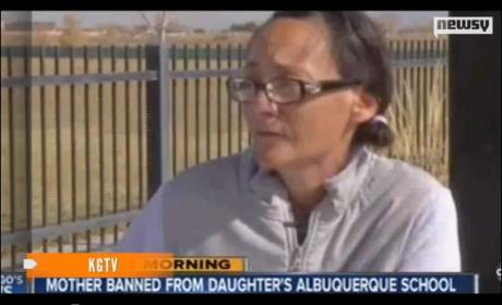 Cancer Patient Banned From Daughter's School Over Odor