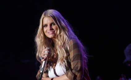 John Mayer, Jessica Simpson: A Very Hairy Situation