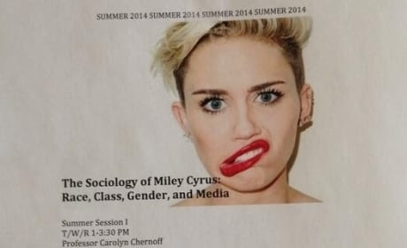 The Sociology of Miley Cyrus Syllabus