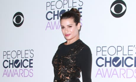 Lea Michele: 2016 People's Choice Awards