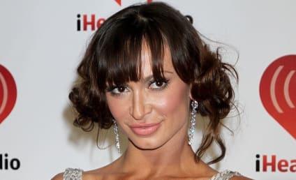Celebrity Hair Affair: Karina Smirnoff