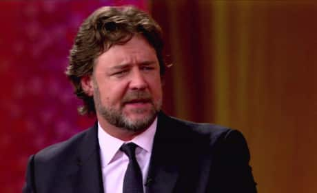 Would Russell Crowe be the right choice to play Jor-El?