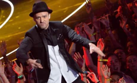 Justin Timberlake VMAs Performance