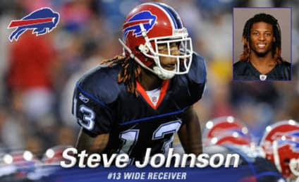 Stevie Johnson Apologizes for Telling North Korea to Nuke Patriots Fans