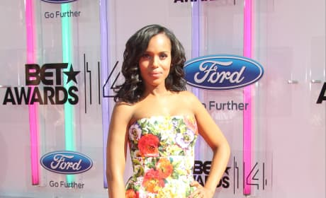 Kerry Washington BET Awards Photo