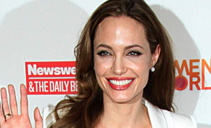 Angelina Jolie Raises World Refugee Day Awareness