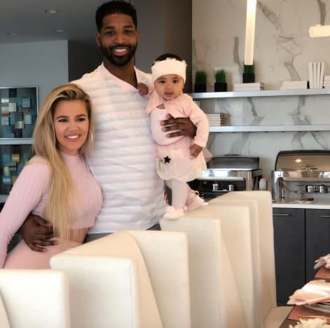 Khloe and Tristan's Thanksgiving