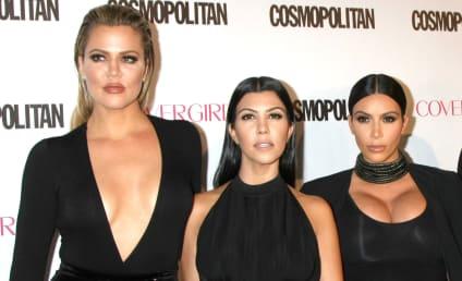 Kim Kardashian and Khloe Kardashian: Irate at Scott Disick!