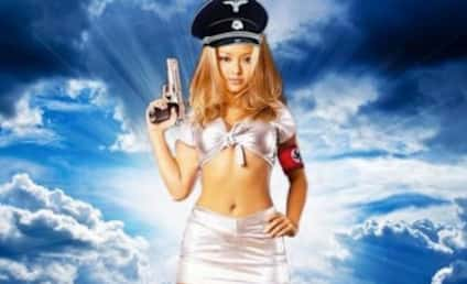 Tila Tequila Dresses Like a Nazi, Shows Love for Hitler