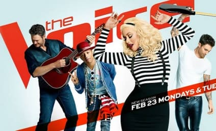 The Voice Live Playoffs Recap: Team Christina FTW!!