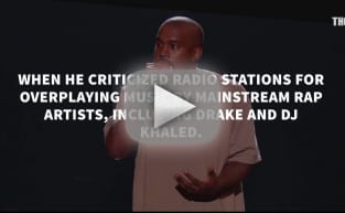 Drake vs. Kanye: Where's the Beef?