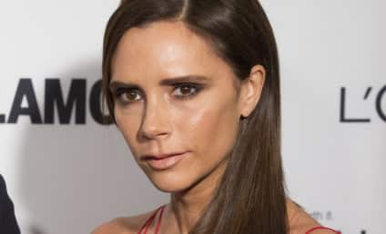 Victoria Beckham: Recognized at Glamour Women of the Year!