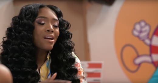 Tensions Are Falring on Love & Hip Hop!