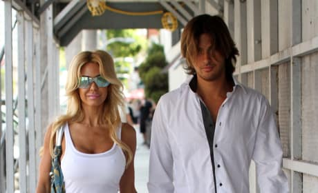 Shauna Sand and Husband
