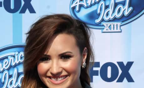 Beautiful Demi Lovato