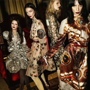 Kendall Jenner Givenchy Ad