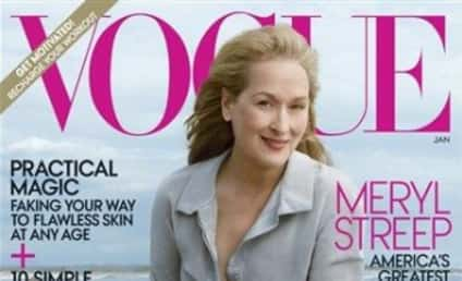 Meryl Streep Covers Vogue at Age 62