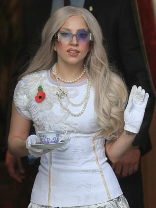 Tea With Gaga