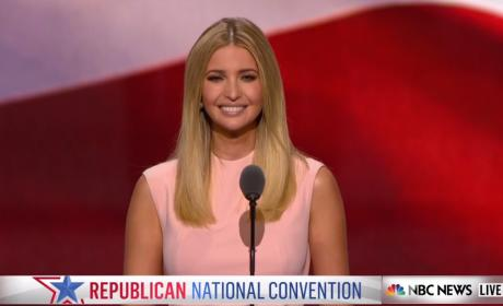 Ivanka Trump RNC Speech