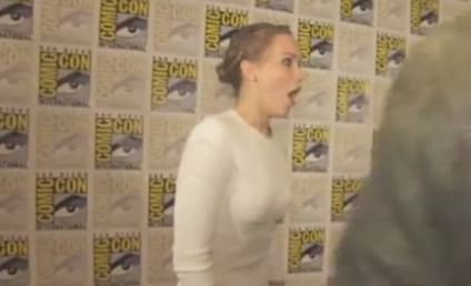 Jennifer Lawrence Fangirls Out, Videobombs Jeff Bridges at Comic-Con