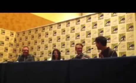 Taylor Lautner at Comic-Con